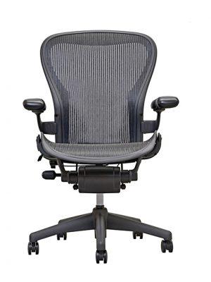 Aeron Chair By Herman Miller Basic Carbon 1 1